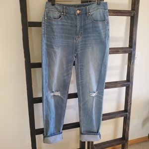WHBM Boyfriend Jeans